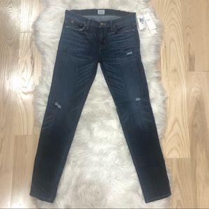 Hudson Skinny Jeans NWT Size 28